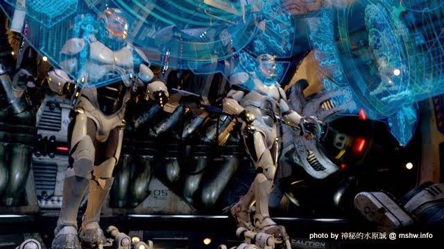 【電影】別管環太平洋了...你聽過Eva 嗎? @台中西屯新光影城-環太平洋 Pacific Rim 3D首映會 Anime & Comic & Game 區域 台中市 西屯區 電影
