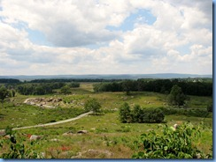2339 Pennsylvania - Gettysburg, PA - Gettysburg National Military Park - Gettysburg Battlefield Tours - at Little Round Top stop