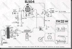 Transmissor FM - EL504