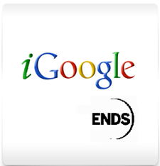 igoogle to end  in november 2013