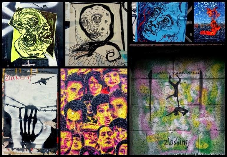 Vadis & Zlashing - Street Art Dublin