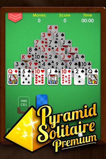 Pyramid Solitaire Premium - Free Card Game Apk Download 1