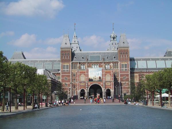 Imagini Olanda: Rijksmuseum Amsterdam