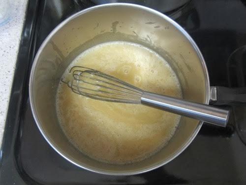 pumpkin brioche bread pudding 023