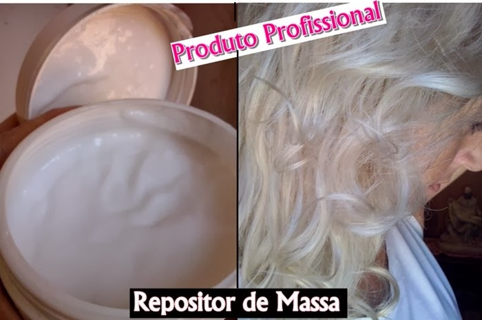 Repositor de Massa Tracy Hair