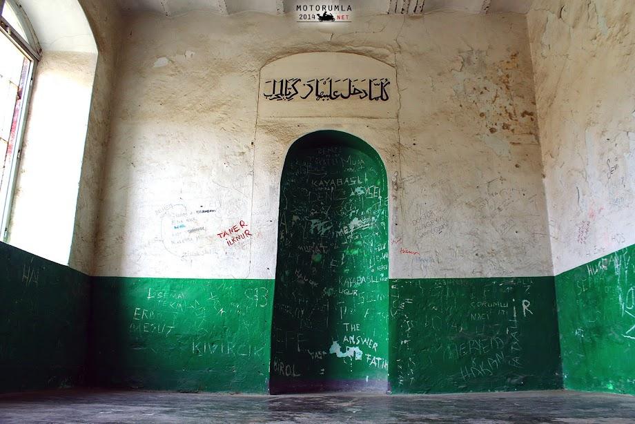 sinop tarihi cezaevi mescit