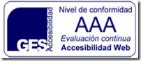 GES AAA Evaluación continua WCAG WAI