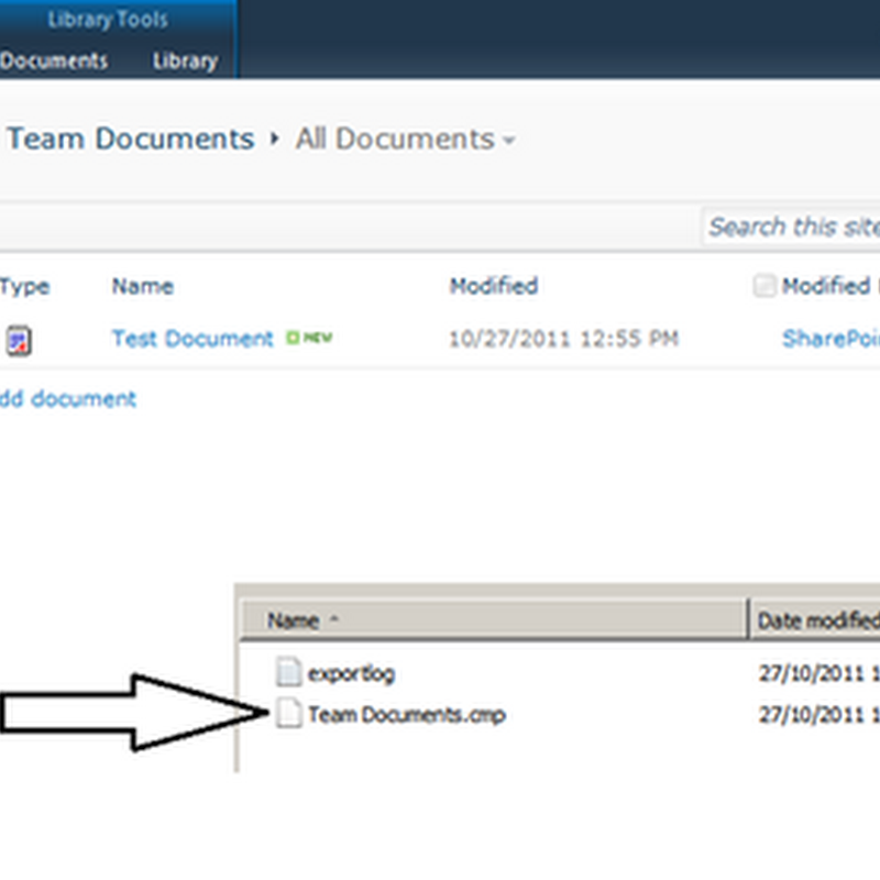 Copy SharePoint lists and document libraries from one site