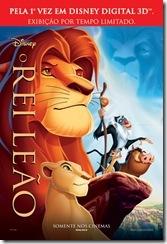 O Rei Leão - cartaz do filme