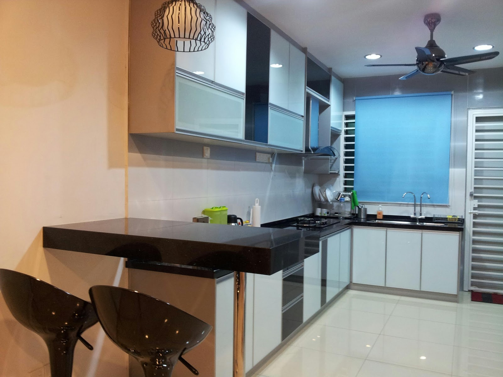 Counter Bar Dapur Desainrumahid Com