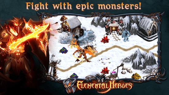 Elemental Heroes - screenshot thumbnail