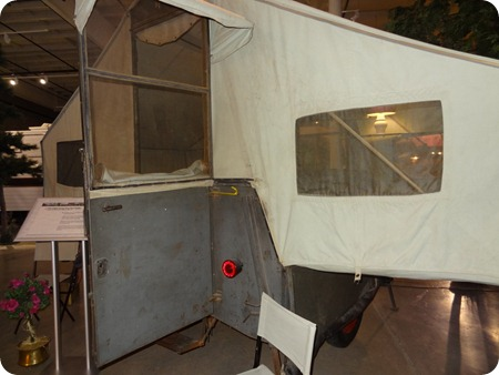 1932 Gilkie Kamp King Tent Trailer