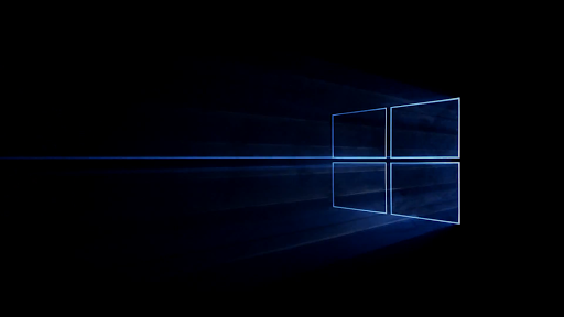 Windows 10 Dark Blue