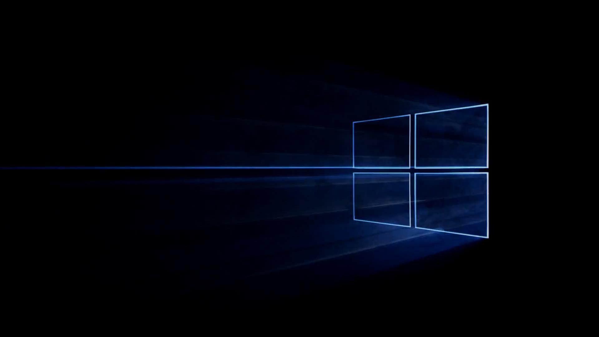 Windows 10 Dark Blue Wallpapers Hd Wallpapers