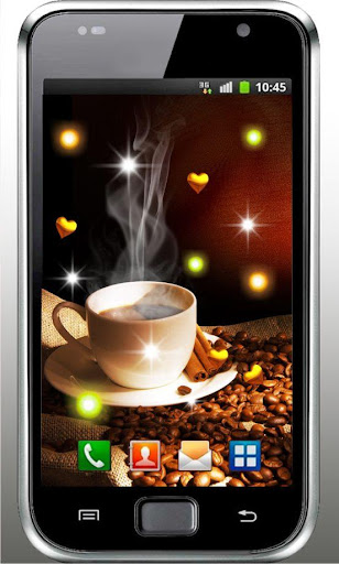 Coffee Morning live wallpaper