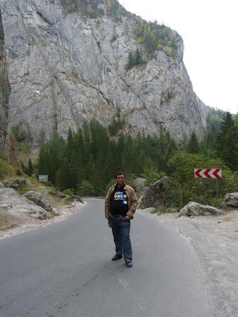 Locuri frumoase din Romania: cheile Bicazului