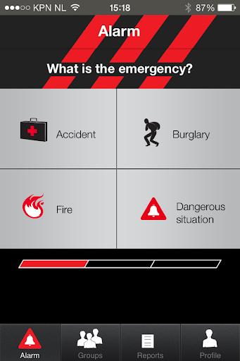 LAS Local Alarm System