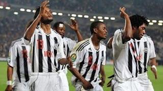 Un moment de joie immense pour les joueurs du TP Mazembe (Ph. Arch.)