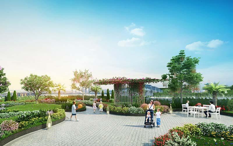 Imperia Sky Garden 423 Minh Khai