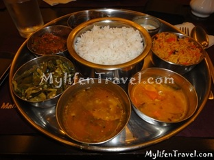 Tah Mahal Indian Food 12
