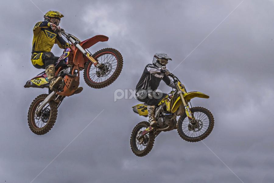 Flyers I by Eugénio Buchinho - Sports & Fitness Motorsports