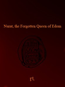 Nurat - the forgotten queen of Edom Cover