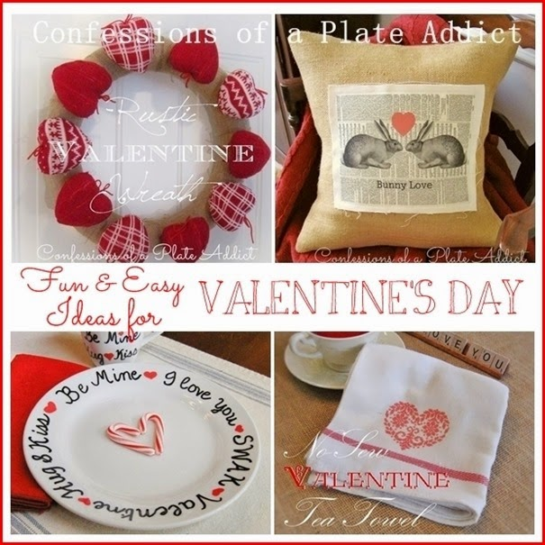 CONFESSIONS OF A PLATE ADDICT Fun and Easy Ideas for Valentine's Day