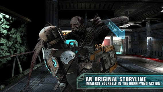 Dead Space ™ v1 1 54 Mod Apk Full [Functional / Unlimited