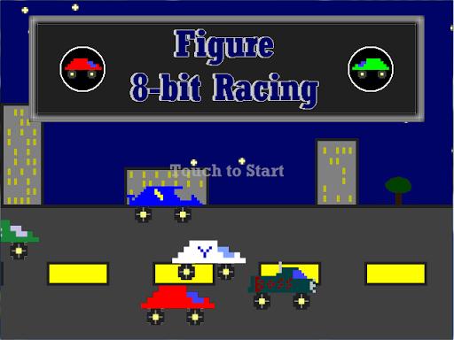 Figure 8-bit Racing