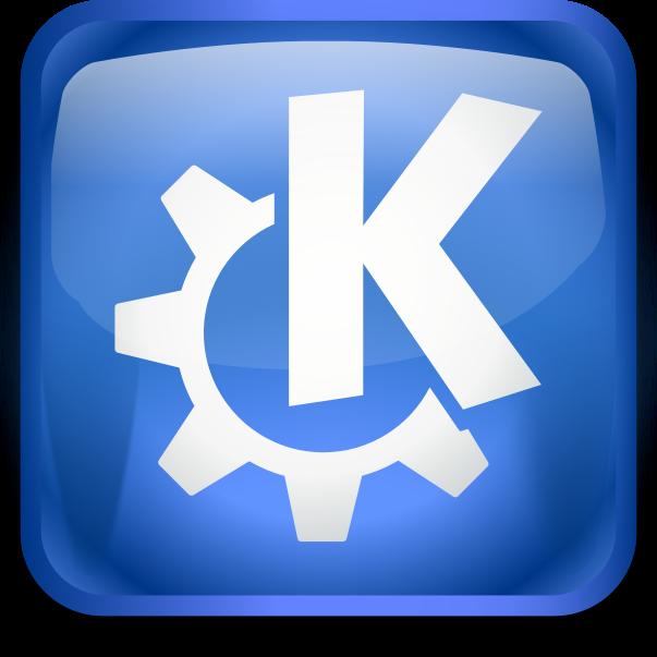 Logotipo de KDE