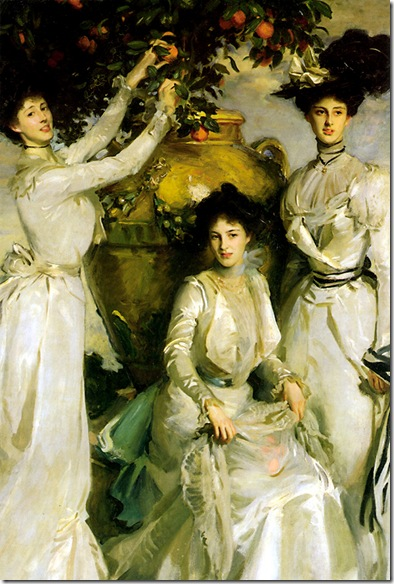 John-Singer-Sargent-theAchesonSisters