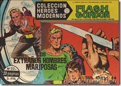 P00024 - Heroes Modernos Serie B