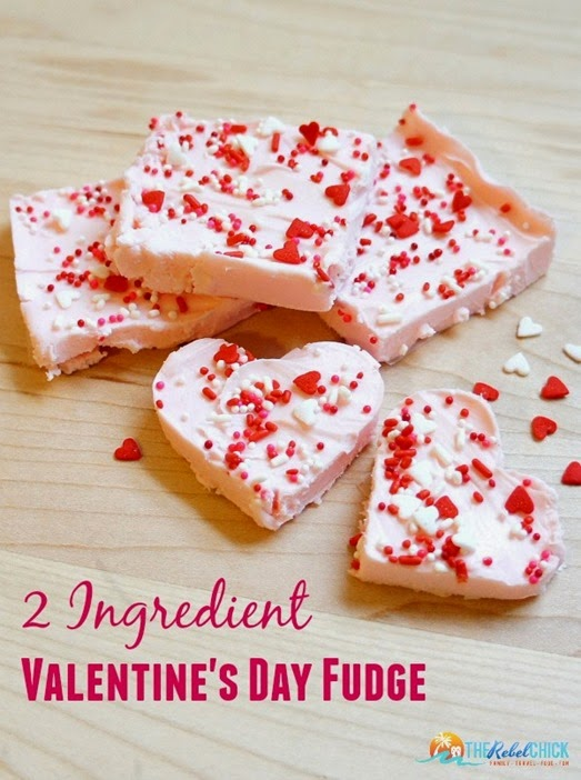 Strawberry-Fudge