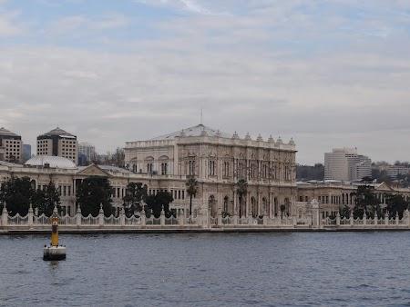 Croaziera pe Bosfor: Palatul Dolmabahce