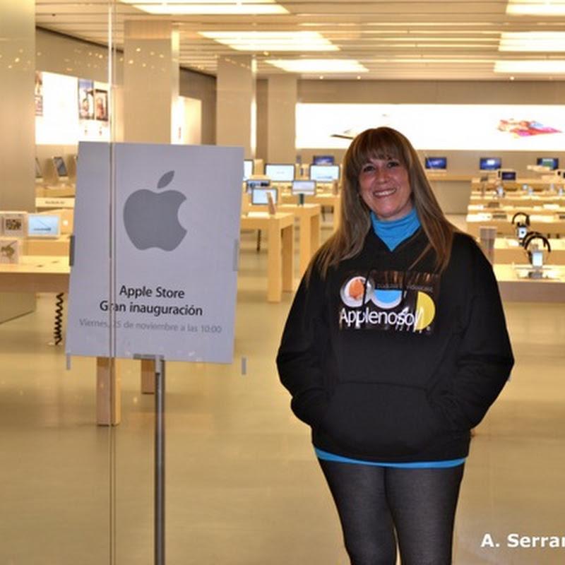 Applenosol CLIII: Apple Store La Cañada. Inauguración.