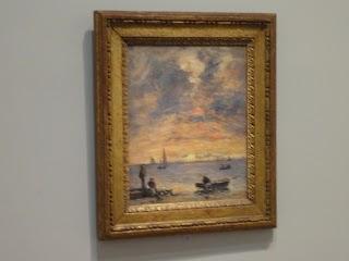 Oeuvre exposée au Musée Granet à Aix-en-Provence