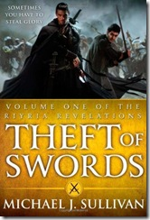 Theft of Swords USA