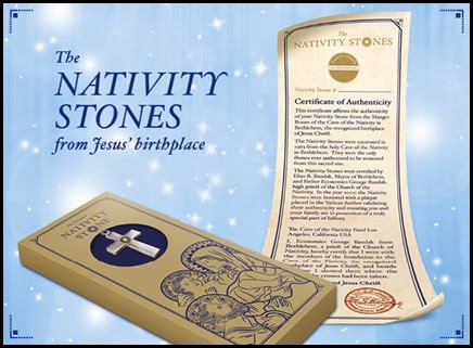 Nativity Stones Scroll