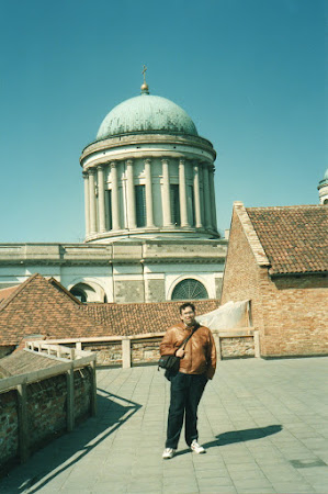 Imagini Ungaria: catedrala din Strigoniu