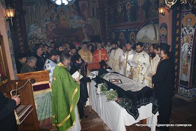 Сахрањена монахиња Јефимија (Перић)