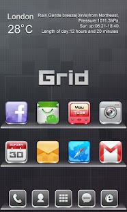 Grid GO Reward Theme - screenshot thumbnail