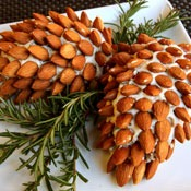 Pine Cone Cheese Ball