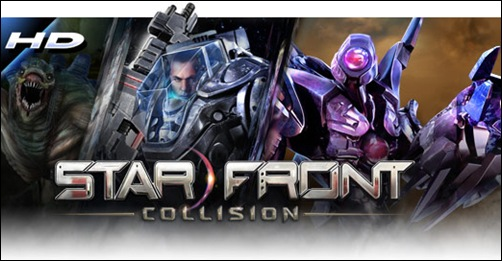 Android games-starfront