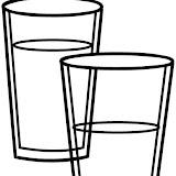 Dibujos De Vasos Para Colorear