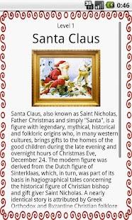XmasQuiz - Quiz for Christmas - screenshot thumbnail