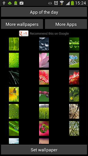 玩免費個人化APP|下載Dew Wallpapers for Chat app不用錢|硬是要APP