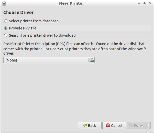 Printers Too Linux - How To Notice Drivers, Install, Setup 8