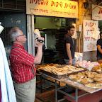 Brood op de Mahane Yehuda Market