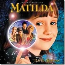 Matilda - cartaz do filme