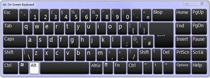 Anthony Baker: Spawning Windows On-Screen Keyboard (OSK) in WPF